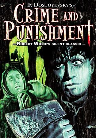 CRIME AND PUNISHMENT BY WIENE,ROBERT (DVD)