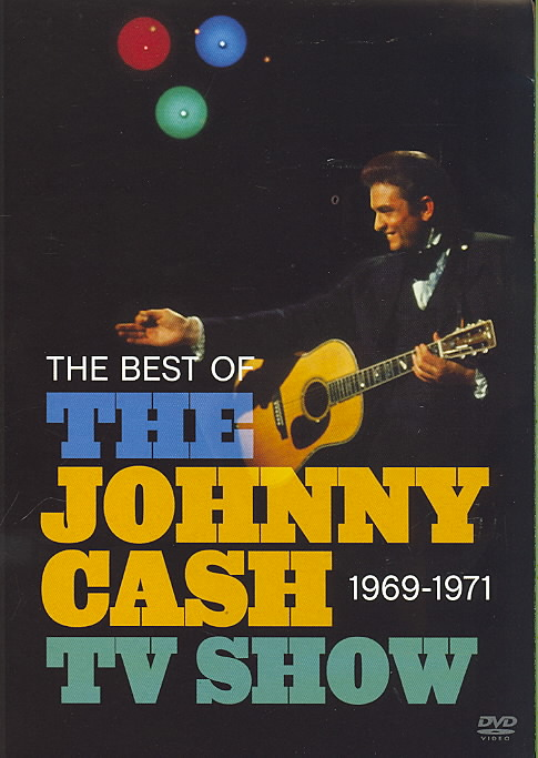 BEST OF THE JOHNNY CASH SHOW BY CASH,JOHNNY (DVD)